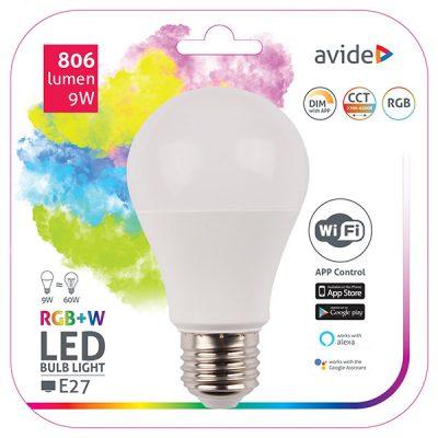 RGBW LED žarulja