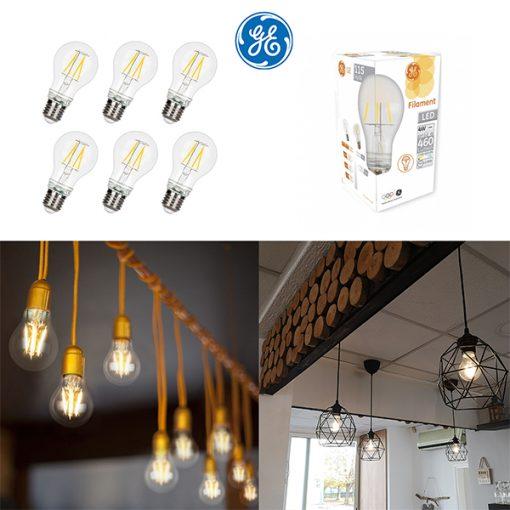 LED filament zarulja 4W