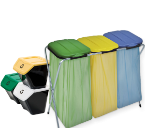 kante za smece up eco i stalak