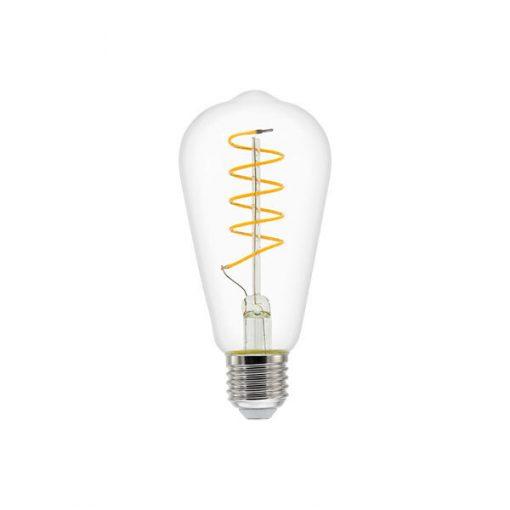 LED žarulja dimabilna ST64 filament 5,5W
