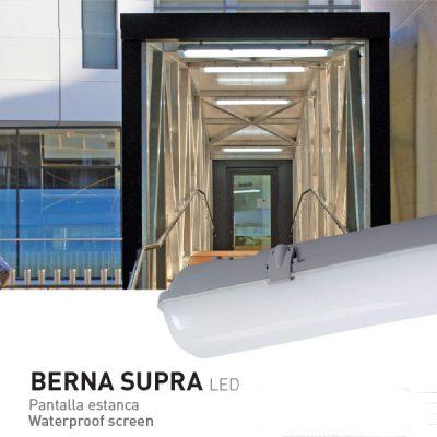 LED vodotijesna svjetiljka protiv klijavosti - BERNA SUPRA