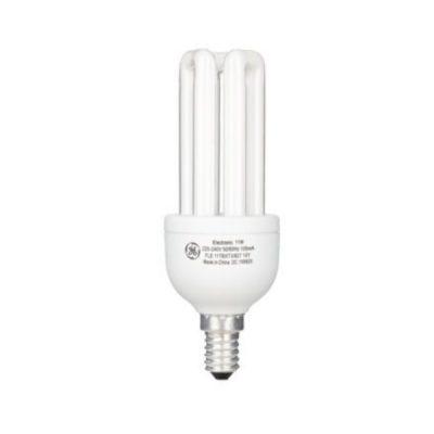 Mini eco Štedna žarulja F827 10000h 11W E14 proizvođača Tungsram! Boja svjetla – toplo žuta 2700K, jačina svjetla 590 lumena.